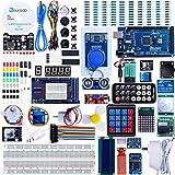 Elegoo EL-KIT-008 Mega 2560 Project el kit de iniciación más completo con...