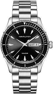 Hamilton - Reloj Analogico para Hombre de Cuarzo con Correa en Acero Inoxidable H37511131