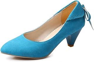 d65b62b2d15 Amazon.com: 12.5 - Pumps / Shoes: Clothing, Shoes & Jewelry