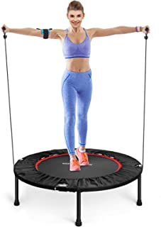 ODOGYM 40 inch Foldable Portable Trampoline for Adults...