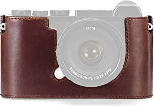 Leica CL Camera Leather Protector (Brown)