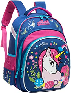 Mochilas Escolares para Niñas Unicornio Mochilas Escolare Juveniles de Primaria Mochila Infantil 15