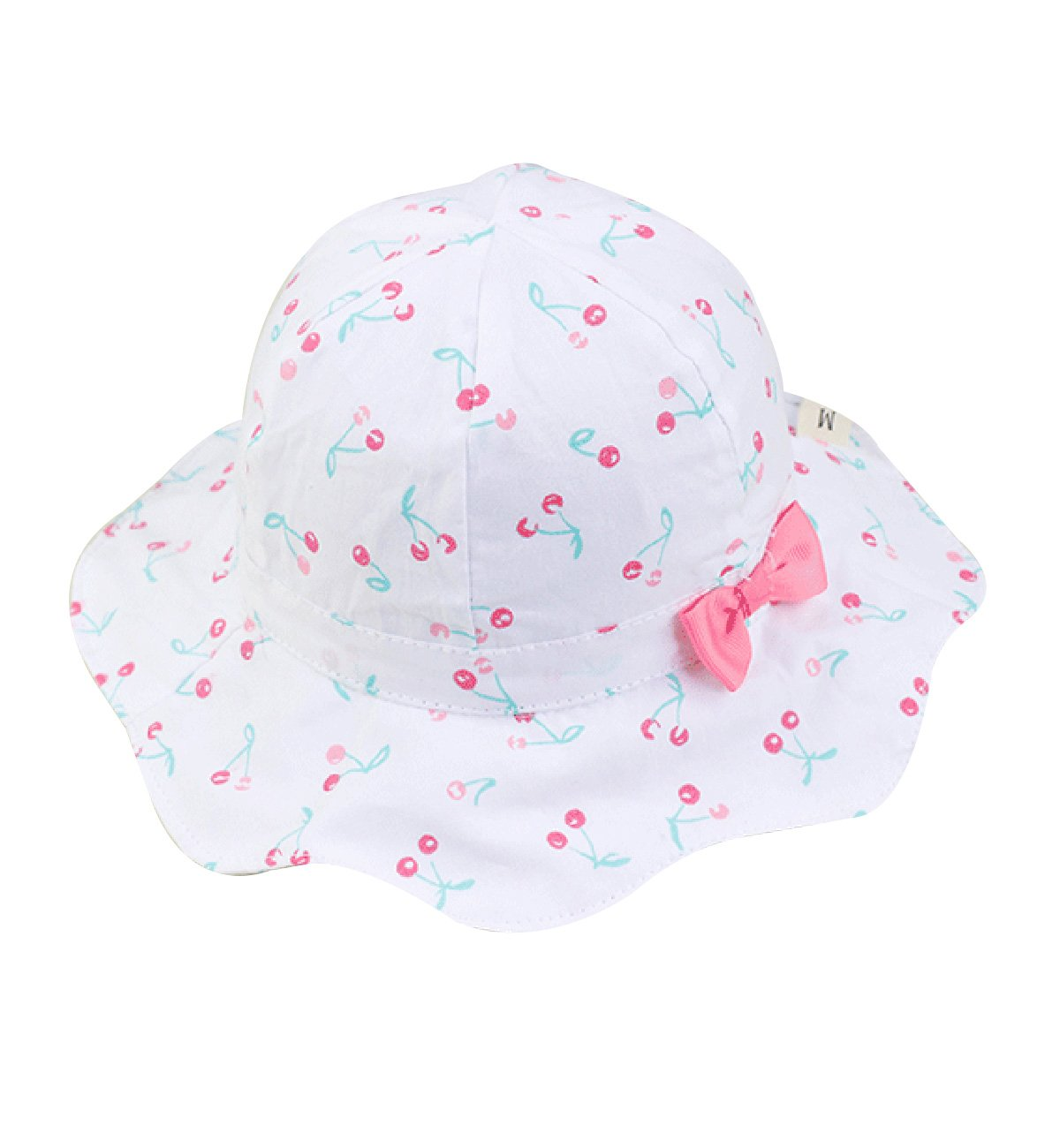 Laipelar Adjustable Flower Print Cotton Hat Fashion Floral Baseball Cap Sunbonnet