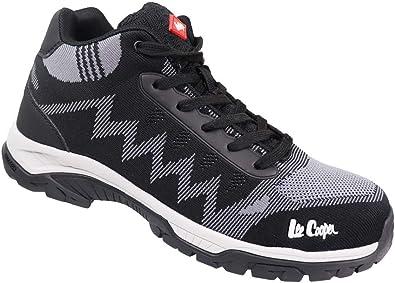 Lee Cooper S1p/SRA Steel Toe Composite Midsole Safety Boot, Men's Workwear Footwear