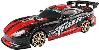 Kanzd RC Drift Car Cool LED Light USB 2.4G High Speed Remote Control Racing