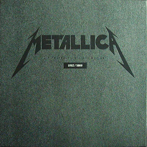 Top 10 metallica vinyl limited edition for 2020