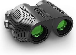 avec Lunette de vis/ée pour Vision Nocturne avec Vision Nocturne autofocus HD 10x50 /à Mise au Point Automatique Observation des Oiseaux en Plein air pour Adultes LFFCC Jumelles