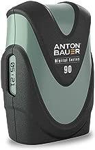 Anton Bauer Digital 90 Lithium-Ion Gold Mount Battery, 14.4V, 89Wh