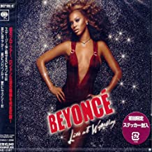 beyonce live at wembley cd