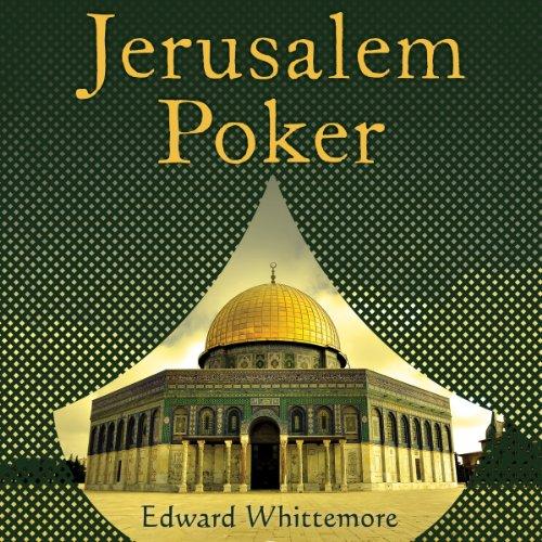 Jerusalem Poker audiobook cover art