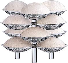 Hawkins Idli Stand Aluminum for Pressure Cooker, 5 Liters, 12 Idlis Silver