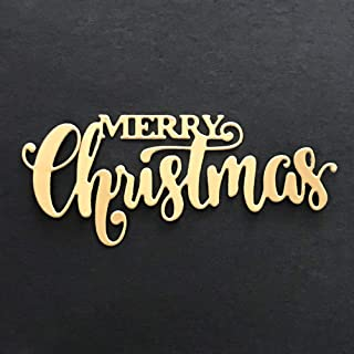 WWahuayuan Merry Christmas Cutting Dies Stencils Frame Die Cuts Metal Template Mould DIY Scrapbook Card Making Decoration Tool Gift Photo Album Embossing Scrapbooking Paper Card Decor Craft