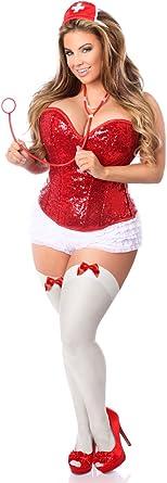 Sexy Nurse Corset