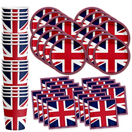 british decorations party - 4
