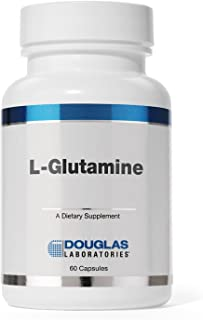 Douglas Laboratories - L-Glutamine - Supports Structure and Function of The Gastrointestinal (GI) Tract and Immune System* - 60 Capsules