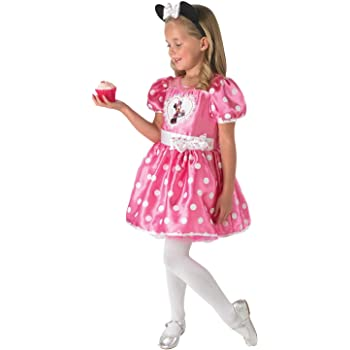 Rubies 3888830M - Disfraz de Minnie Mouse con Cupcake Rosa: Amazon ...