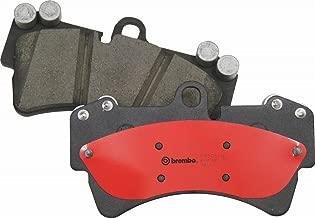 Brembo(ブレンボ) ブレーキパッド プレミアムセラミックパッド 快適性重視タイプ MERCEDES BENZ C207/R172/W204/W212他 フロント 品番:P50 067N P50 067N