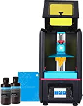 ANYCUBIC Photon 3D Printer, LCD Printer Grey Resin, Clear Resin and FEP Film(2pcs) Bundle