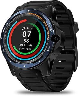 WQYRLJ 1.39 Smart Display Reloj del Deporte del Smartwatch 2 GB + 16 GB De 8.0 Megapíxeles Cámara Frontal 4G Hombres Long Standby