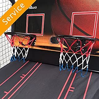 Electric Basketball Game Assembly