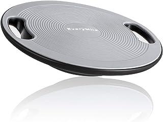 EveryMile Wobble Balance Board, Exercise Balance Stability Trainer Portable Balance Board..
