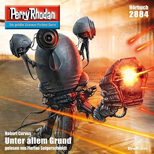Unter allem Grund audiobook cover art