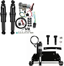 TCMT Rear Air Ride Suspension & Electric Center Stand Fit For Harley Touring 2009-2019 18