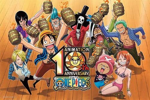 One Challenge the Houston Mall lowest price of Japan Piece From TV Animation 10th Anniversary 1000 b Puzzle