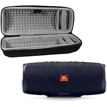JBL Charge 4 - Altavoz Bluetooth inalámbrico impermeable con funda de viaje (varios colores)