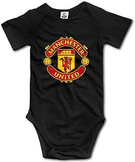Manchester United FC Louis Van Gaal Cute Baby Onesies Bodysuit