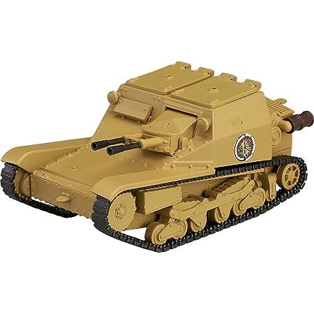 ねんどろいどもあ ガールズ&パンツァー 劇場版 CV33型快速戦車(L3/33) ノンスケール ABS&PVC製 塗装済み完成品フィギュア