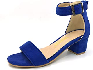 Women High Heel Sandals Women Open Peep Toe Shoes Suede Leather 34-43 PA00633