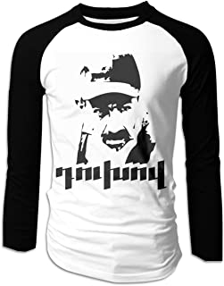 Men's Nikol Pashinyan Duxov T-Shirts Long Sleeve Tee Black