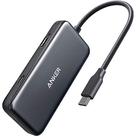 Anker 3-in-1 プレミアム USB-Cハブ【60W Power Delivery対応 / USB-A 3.0 & USB-C & HDMIポート搭載】MacBook Air (2018モデル)、iPad Pro 他対応