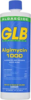 GLP Pool & Spa Products 71102 Algimycin 1000 1-Quart Pool Algaecide