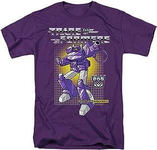 Transformers Shockwave Unisex Adult T Shirt for Men and Women