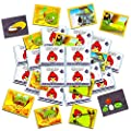 Angry Birds Stickers Party Favors Set -- 16 Sticker Packs (Angry Birds Party Supplies)