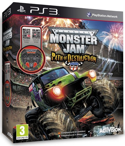GIOCO PS3 MONSTER JAM +