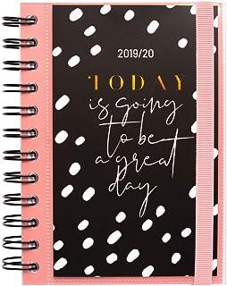 comprar comparacion Agenda escolar 2019/2020 día página S Glitter