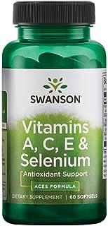 Sponsored Ad - Swanson Vitamins A C E & Selenium (Aces) 60 Sgels