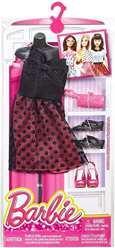 Barbie Complete Look mode Pack  10