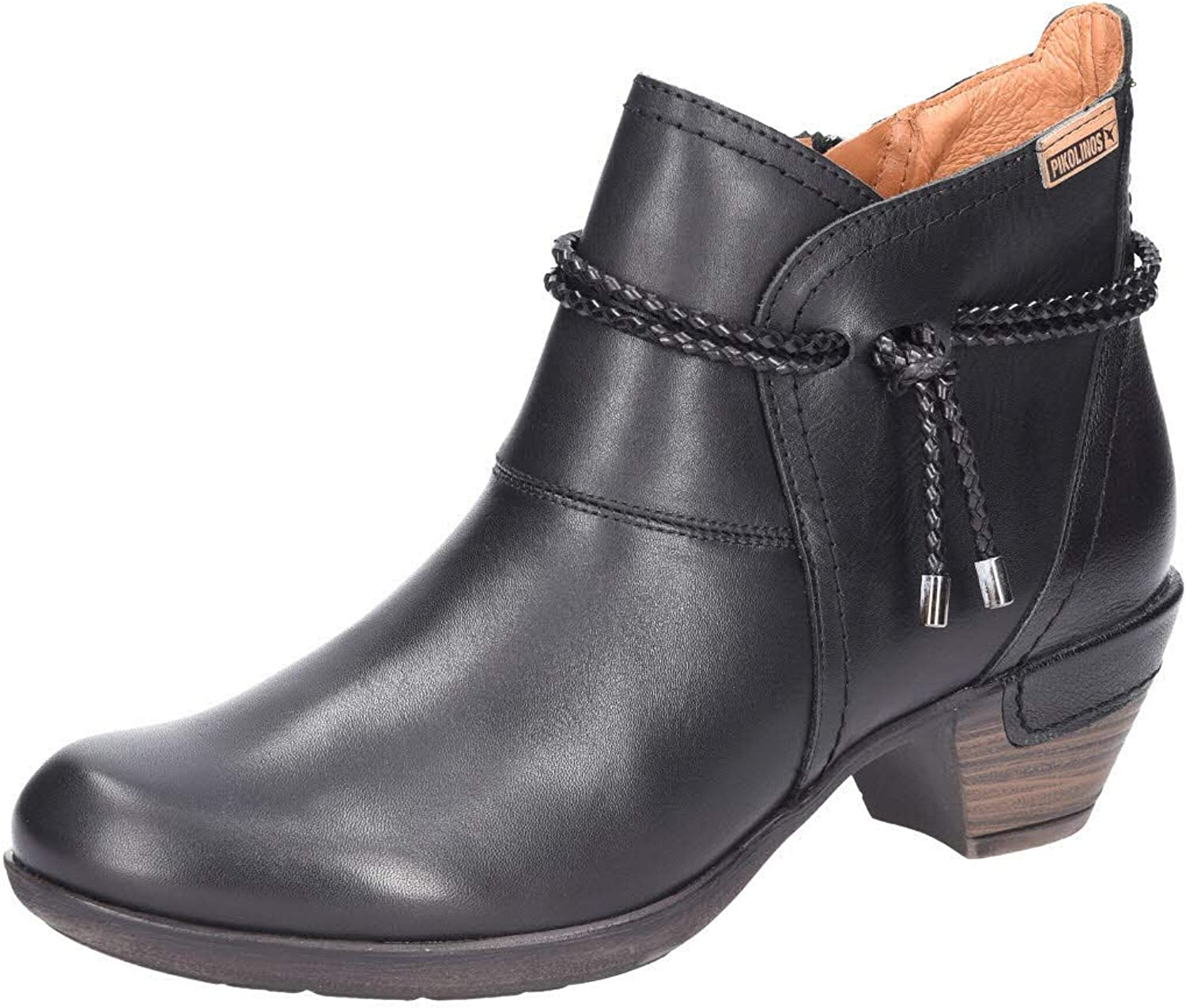 PIKOLINOS Women's free Rotterdam 902-8775 Boot Max 83% OFF Detailing Side with