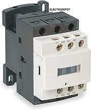 Contactor, 3 Pole, 30Amp AC-1, 50A. AC-3 32A, Aux: NO NC, 120VAC Coil, 40Amp Lighting & Heating, 30A Motor 600V IEC