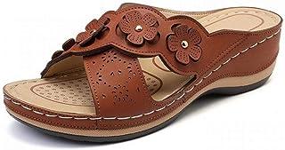 Summer Slippers Thick Bottom Flip Flops Beach Slippers