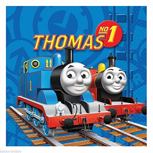 Thomas The Tank Engine Party Servietten (Packung mit 16)