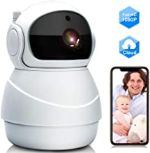Baby Monitor, WiFi IP Camera 1080P Wireless Security Camera with Two Way Audio, Motion..
