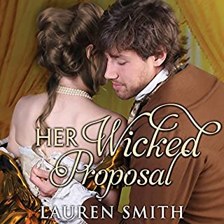 Her Wicked Proposal audiobook cover art