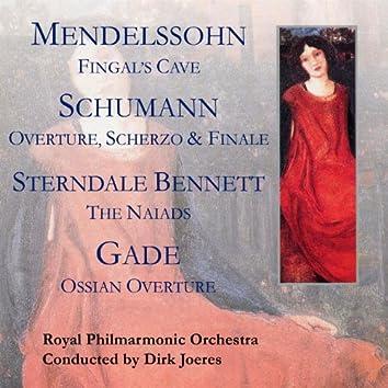 Schumann; Mendelssohn; Gade; Sterndale Bennett