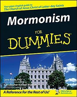 Mormonism For Dummies by [Jana Riess, Christopher Kimball Bigelow]