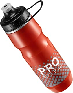 PRO BIKE TOOL Insulated Bike Water Bottle 680 ml 24 oz -...